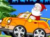 圣诞老人驾车
