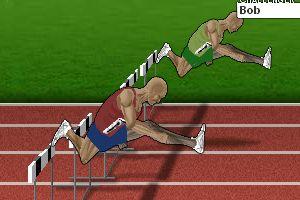 奥运三项挑战赛