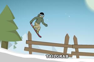 速降滑雪2