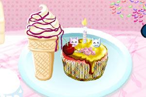 《美味冰淇淋》游戏画面1