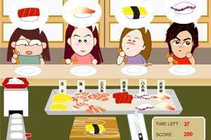 《经营寿司店》截图1
