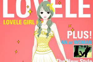 《2009春夏流行色》游戏画面1