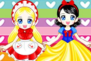 《打扮童话小公主》截图1