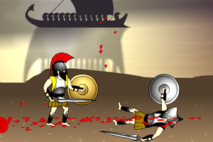 《罗马勇士1.03版》游戏画面1