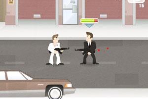 《暴力街区》游戏画面1