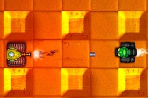 《2009坦克大战》游戏画面1