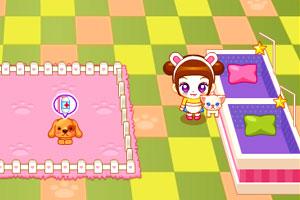 《阿Sue宠物护理店山寨版》游戏画面1