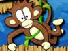 可爱猴摘香蕉2