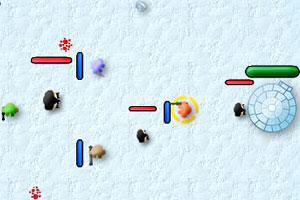 北极防御战