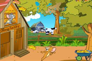 《猫和老鼠抢奶酪》截图1