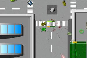 《坦克大战2008最后的战役V0.96》游戏画面1