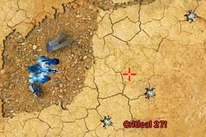 《机器人毒虫勇士》游戏画面1