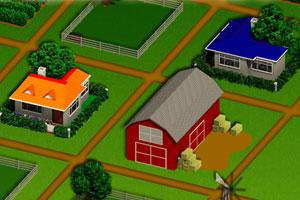 《农场修路》游戏画面1