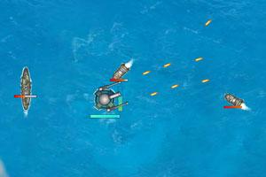 《海上保卫战中文版》游戏画面1
