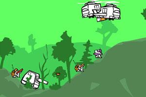 《火线士兵》游戏画面1