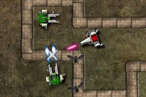 《重武器TD防御》游戏画面1