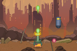 《子弹头》游戏画面1