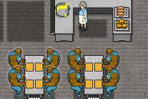 《监狱食堂大婶》截图1