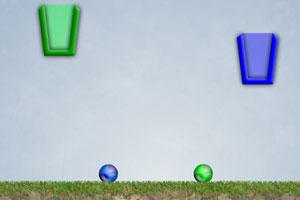 《水桶球中文版》游戏画面1