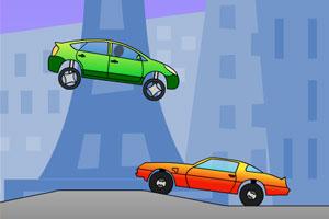 《平衡跳跳车》游戏画面1