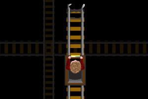 《惊险过山车》游戏画面1