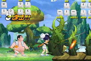 《东游记双人无敌版》游戏画面1