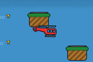《悬停直升机》游戏画面1