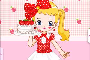 《小公主生日快乐》游戏画面1