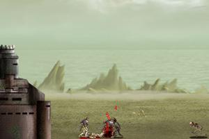 《神话战争》游戏画面1