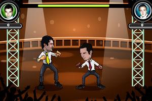 《白领的拳击比赛》游戏画面1
