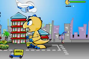 《怪物小恐龙》游戏画面1