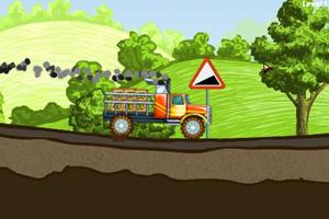 《运货大卡车》游戏画面1