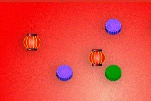 《消灭剩月饼》游戏画面1