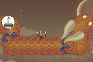 《屠龙小勇士》游戏画面1