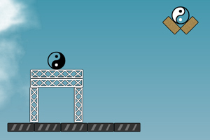《物理阴阳球增强版》游戏画面1