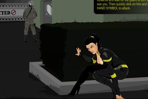 《女特工的秘密潜入》游戏画面1
