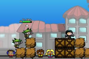 《围城之战》游戏画面1