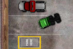 《重型卡车停车场》截图1