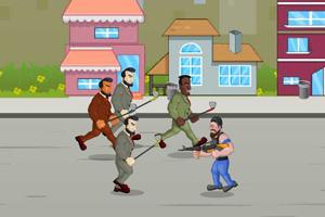 《黑手党复仇》游戏画面1