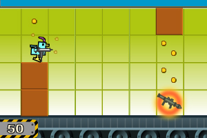 《愤怒小鸟》游戏画面1