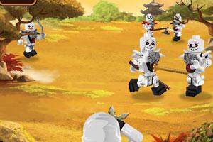 《忍者大格斗》游戏画面1