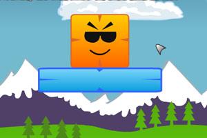 《消除橙色方块》游戏画面1