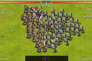 《为国家而战变态版》游戏画面1
