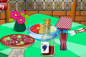 《我的浪漫晚餐》游戏画面1