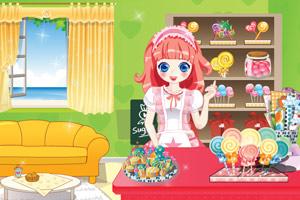 《装扮糖果屋》游戏画面1