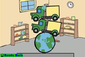 《玩具堆叠修改版》游戏画面1