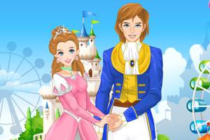 《公主会爱谁?》游戏画面1
