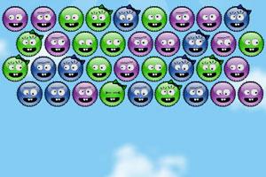 《撞击笑脸球2》游戏画面1