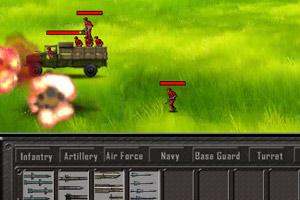 《军事战役之导弹攻击》截图1