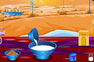 《巧克力蛋糕》游戏画面1